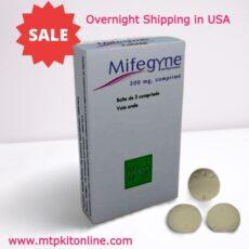 Mifegyne abortion pill